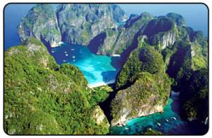 01 Maya Bay, Phi Phi Inslands, Thailandia